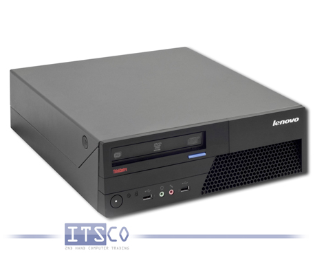 PC Lenovo ThinkCentre M58 Intel Core 2 Duo E7500 2x 2.93GHz 6258