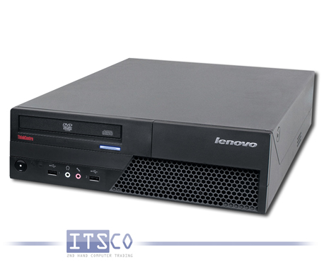PC Lenovo ThinkCentre M58 Intel Core 2 Duo E7400 2x 2.8GHz 7638