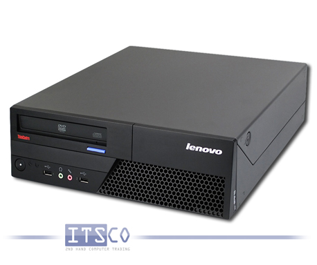 PC Lenovo ThinkCentre M58e Intel Core 2 Duo E8400 2x 3GHz 7408