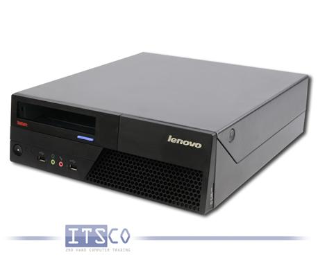 PC Lenovo ThinkCentre M58 Intel Pentium Dual-Core E5200 2x 2.5GHz 7638