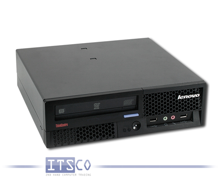 PC Lenovo ThinkCentre M58 USFF Intel Pentium Dual-Core E5800 2x 3.2GHz 7637