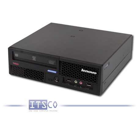 PC Lenovo ThinkCentre M58 Intel Core 2 Duo E7400 2x 2.8GHz 7637