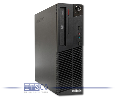 PC Lenovo ThinkCentre M70e Intel Pentium Dual-Core E5800 2x 3.2GHz 0833