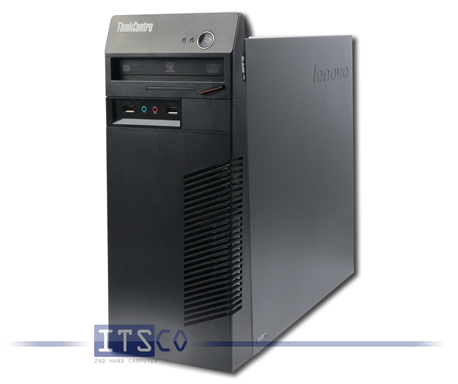 PC Lenovo ThinkCentre M70e Intel Pentium Dual-Core E5700 2x 3GHz 0829
