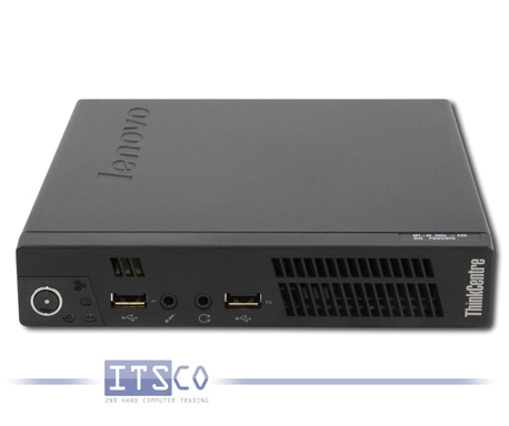 PC Lenovo ThinkCentre M72e Intel Pentium Dual-Core G645T 2x 2.5GHz 3264