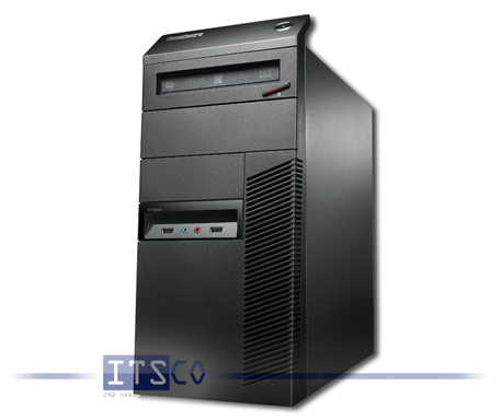 PC Lenovo ThinkCentre M91p Intel Core i5-2400 vPro 4x 3.1GHz 7034 / 4524