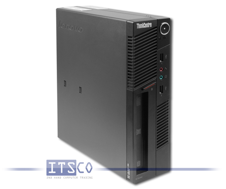 PC Lenovo ThinkCentre M91 Intel Core i3-2100 2x 3.1GHz 7519