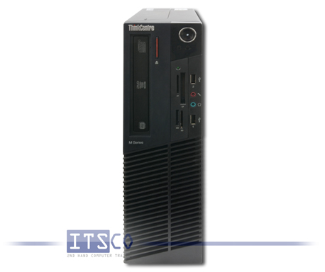 PC Lenovo ThinkCentre M81 Intel Core i3-2100 2x 3.1GHz 5049