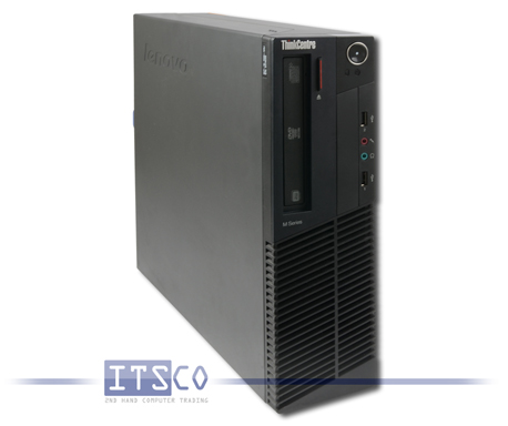 PC Lenovo ThinkCentre M81 Intel Pentium Dual-Core G620 2x 2.6GHz 0385