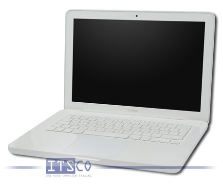 Notebook Apple MacBook 7.1 A1342 Intel Core 2 Duo P8600 2x 2.4GHz