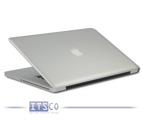 Notebook Apple MacBook Pro 9.1 A1286 Intel Core i7-3720QM 4x 2.6GHz