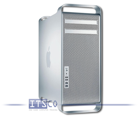 Apple Mac Pro 2x Intel Quad-Core Xeon E5462 4x 2.8GHz