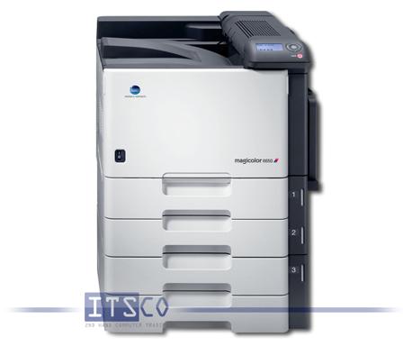 Farblaserdrucker Konica Minolta Magicolor 8650