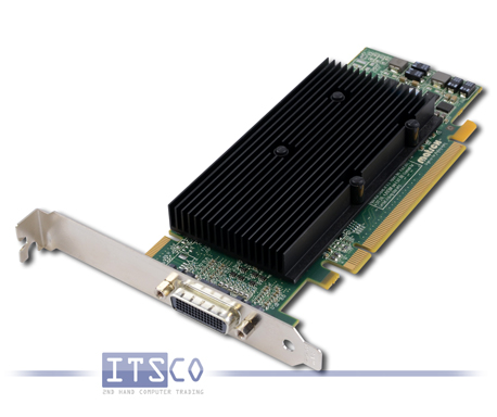 Grafikkarte Matrox M9120 Plus LP PCIe x16 LFH-60