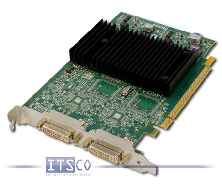 Grafikkarte Matrox P69-MDDE128F P690 128MB PCIe x16 F7292-0102 volle Höhe