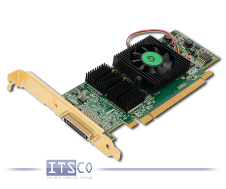 Matrox QID Low Profile PCIe 	QID-E128LPAF