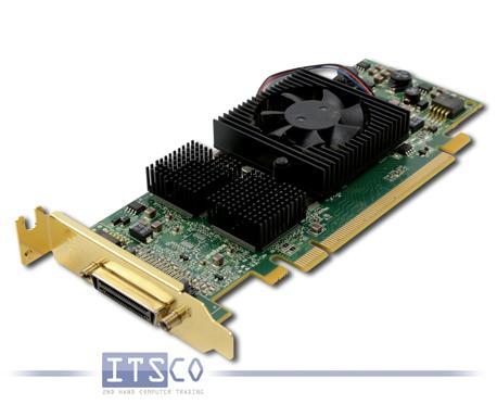 Grafikkarte Matrox QID PCIe x16 128MB QID-E128LPAF halbe Höhe