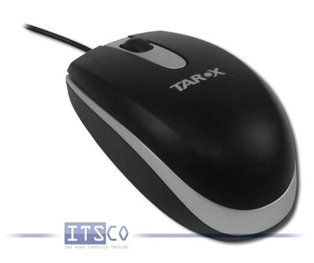 """Maus Chicony MSU0718T Optisch 3-Tasten Scrollrad USB mit """"Tarox""""-Branding"""