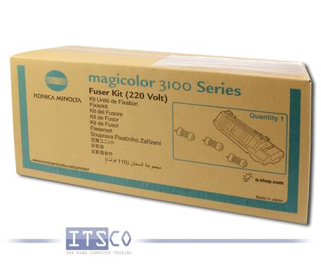 Fuser Kit Minolta MagiColor 3100 Series