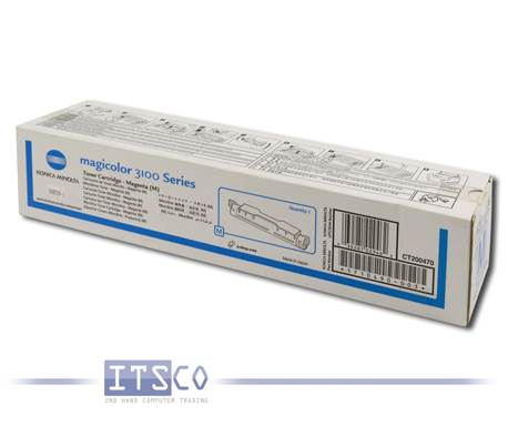 Toner Minolta MagiColor 3100 Series Magenta