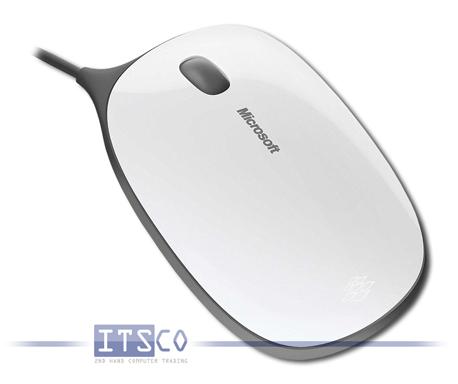Microsoft Express Maus 1480 BlueTrack 3 Tasten Scrollrad USB-Anschluss