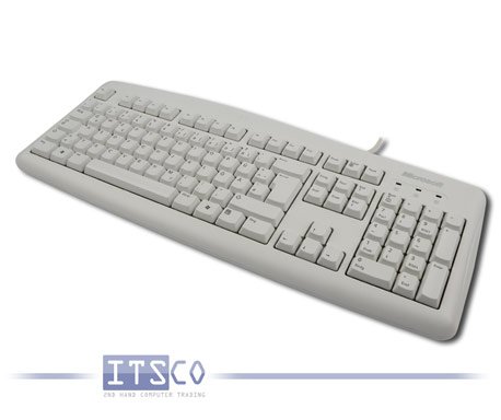 Tastatur Microsoft Wired Keyboard 200 USB-Anschluss