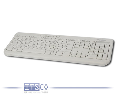 Tastatur Microsoft Wired Keyboard 600 USB-Anschluss
