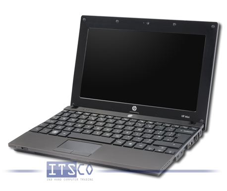 Notebook HP Mini 5102 Intel Atom N450 1.66GHz