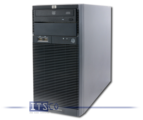 Server HP ProLiant ML110 G6 Intel Quad-Core Xeon X3450 4x 2.66GHz