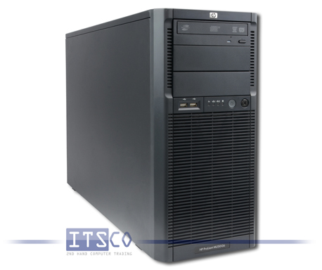 Server HP ProLiant ML150 G6 Intel Quad-Core Xeon E5504 4x 2GHz