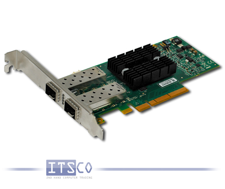 Netzwerkkarte Mellanox ConnectX-2 EN Dual-Port 10 Gigabit Ethernet Part-Nr. MNPH29D-XTR