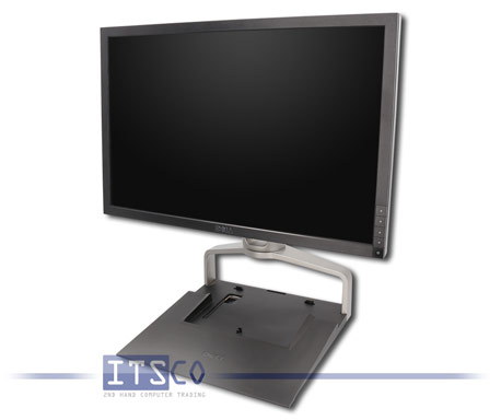 "22"" TFT Monitor Dell Professional P2210 mit Docking Standfuß"
