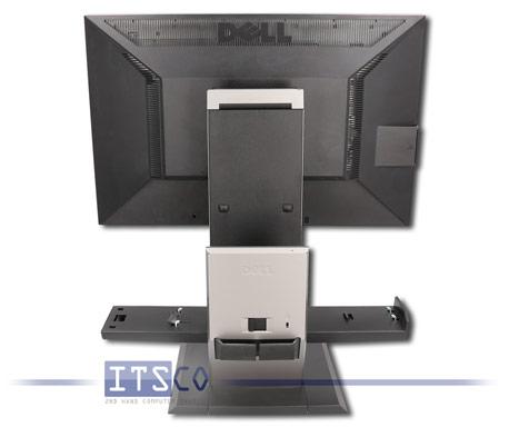 "22"" TFT Monitor Dell Professional P2210 mit OptiPlex SFF 980 All-In-One Standfuß"