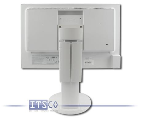 "24"" TFT Monitor NEC MultiSync EA243WM"