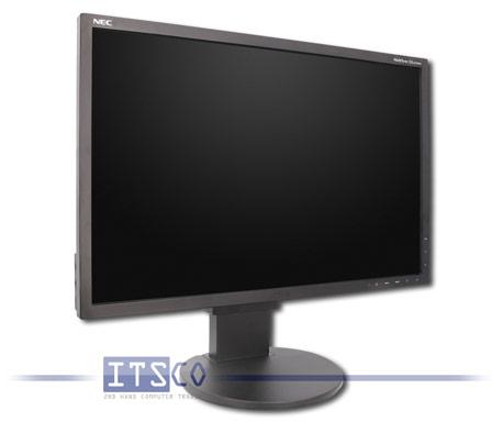 "24"" TFT Monitor NEC MultiSync EA244WMI"