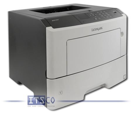 Laserdrucker Lexmark MS610dn