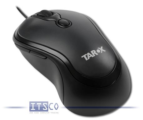 """Maus Chicony MSU0767 Optisch 5-Tasten Scrollrad USB mit """"Tarox""""-Branding"""