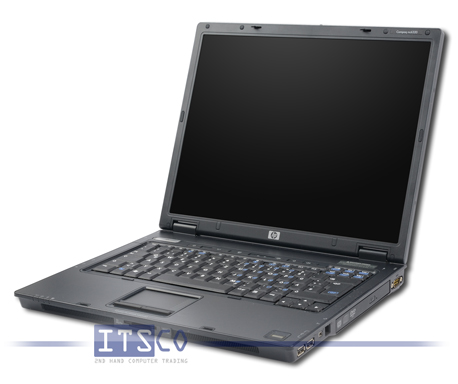 Notebook HP Compaq nc6320 Intel Core 2 Duo T5600 2x 1.83GHz Centrino Duo