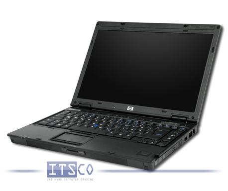 Notebook HP Compaq nc6400 Intel Core 2 Duo T7200 2x 2GHz Centrino Duo