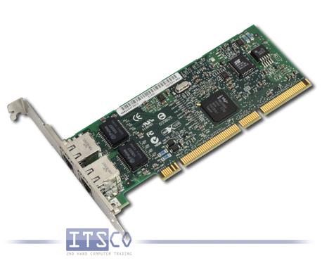 Netzwerkkarte Broadcom Dual-Port 1 GBIT PCI-X