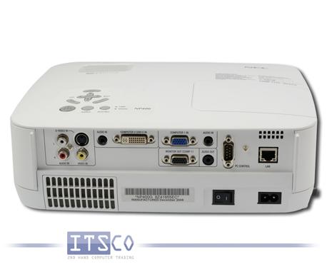 Beamer NEC NP500 LCD Projektor
