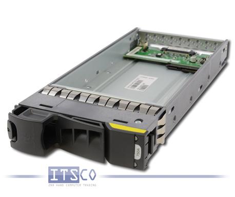 "NetApp Hotswap Festplattenrahmen 3,5"" S-ATA-Fibre Chanel Interposer 40 Pin SCA-Conector (Male)"
