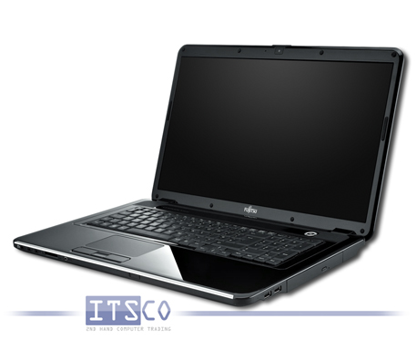Notebook Fujitsu Lifebook NH570 Intel Core i3-350M 2x 2.26GHz