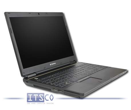Notebook Gateway NO51 Intel Core i5-560M vPro 2x 2.66GHz