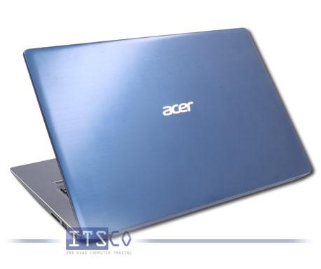Notebook Acer Swift 3 SF314-52 Intel Core i5-7200U 2x 2.5GHz