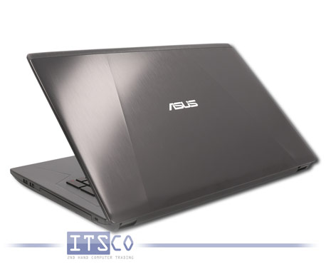 Notebook Asus FX753VD-GC384T Intel Core i5-7300HQ 4x 2.5GHz