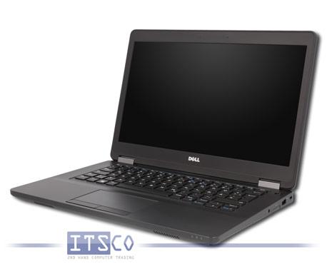 Notebook Dell Latitude E5470 Intel Core i5-6300U 2x 2.4GHz