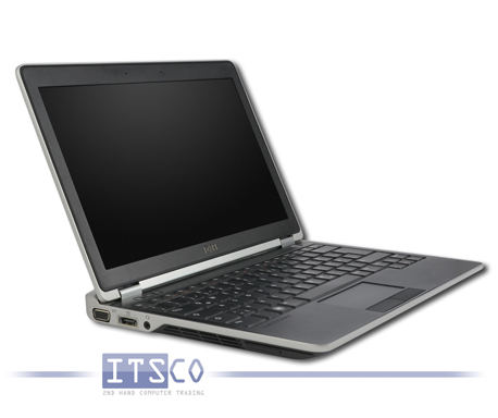 Notebook Dell Latitude E6230 Intel Core i5-3320M 2x 2.6GHz