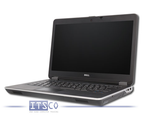 Notebook Dell Latitude E6440 Intel Core i5-4300M vPro 2x 2.6GHz