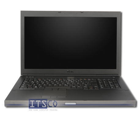 Notebook Dell Precision M6800 Intel Core i7-4900MQ 4x 2.8GHz